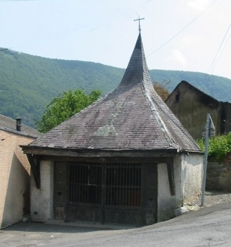 Chapelle sainte Barbe à Fumay